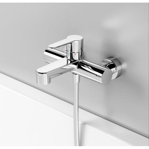 Змішувач для ванни настінний Ravak Puri 190 мм