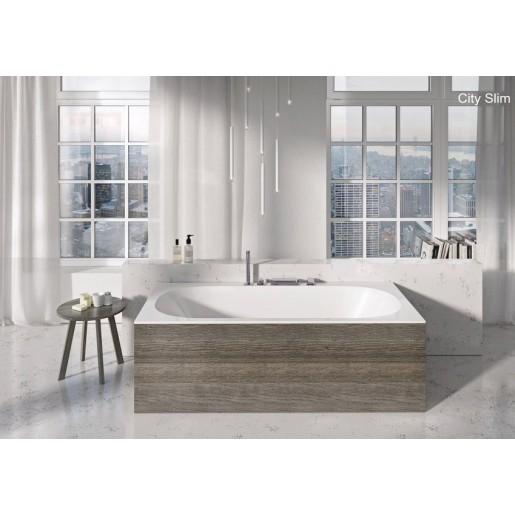 Ванна акриловая Ravk City Slim 180x80