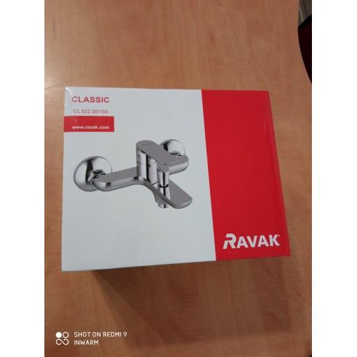Змішувач для ванни настінний Ravak Classic